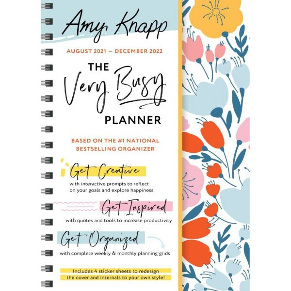Amy Knapps 2022 The Very Busy Planner
