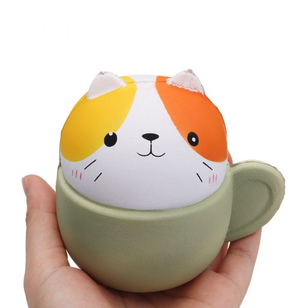 Animal Cup Squishy