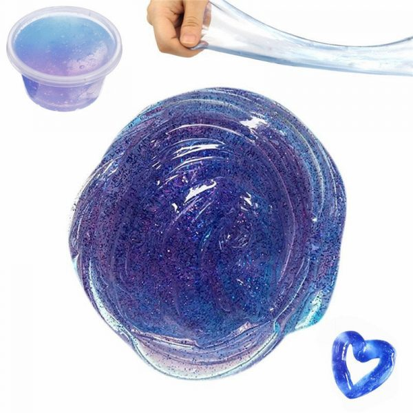 Galaxy Crystal Slime Adult Relaxation Toy