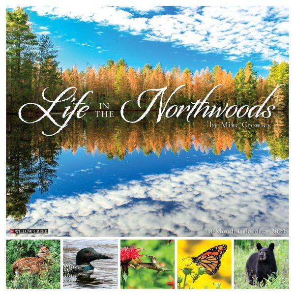 Life in the Northwoods Wall Calendar
