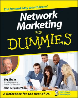 Network Marketing for Dummies.